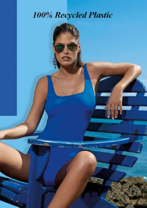 "Sunflair - ""Colour up your Life"" Royal Blue bather"